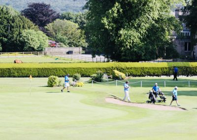BINGLEY ST IVES GOLF COURSE